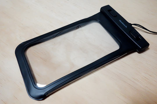 防水スマホケースOWL-MAWP03製品写真