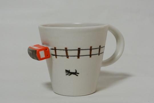 小堤晶子さんのカップ