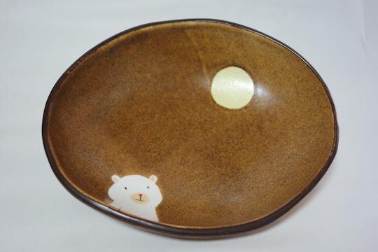 小堤晶子さんの皿