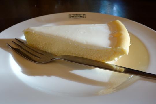 日光と言えばチーズケーキ、チーズケーキと言えば明治の館