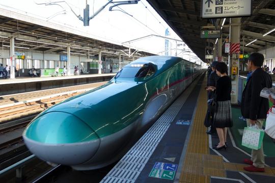 新幹線E5系